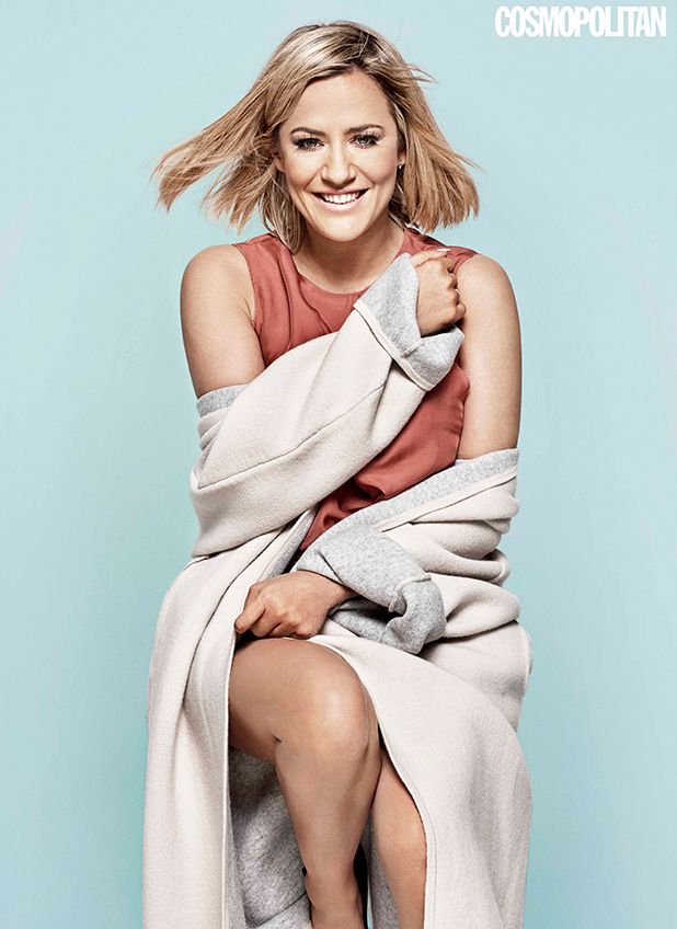 Caroline Flack will be crowned Ultimate TV Personality of the Year at Cosmopolitan's Ultimate Women of the Year Awards on 2nd December