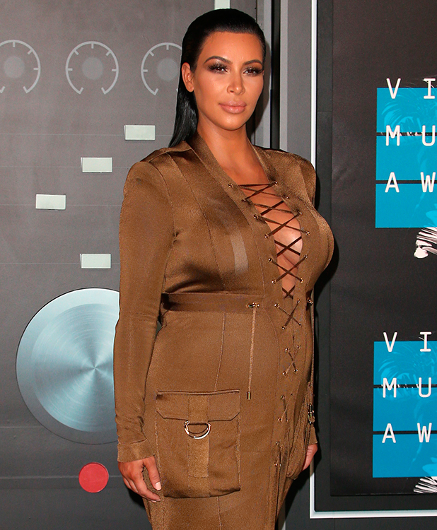 The 2015 MTV Video Music Awards Kim Kardashian