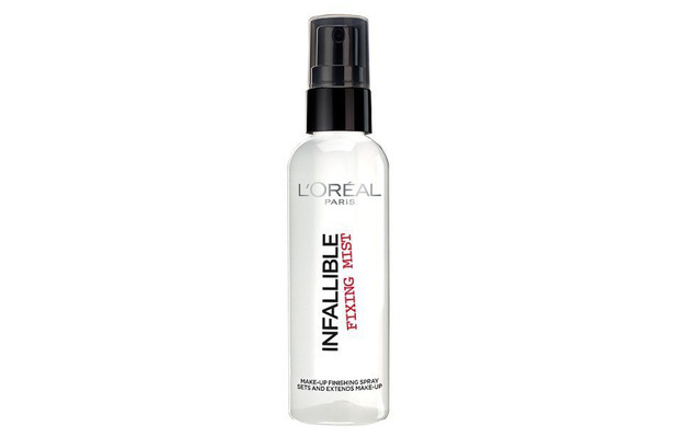 L'Oreal Infallible Fixing Mist £7.99, 10th December 2015