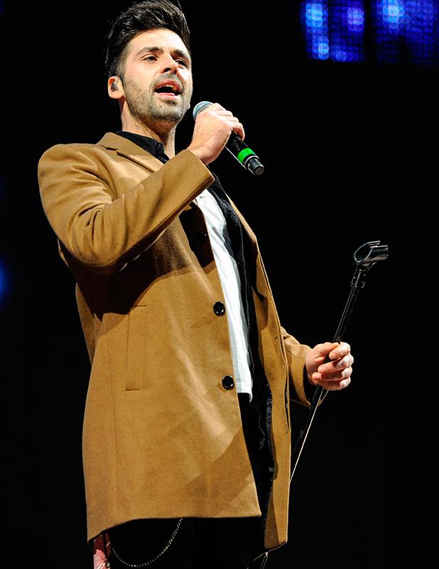 Free Radio Live 2015 at Genting Arena - Performances Ben Haenow
