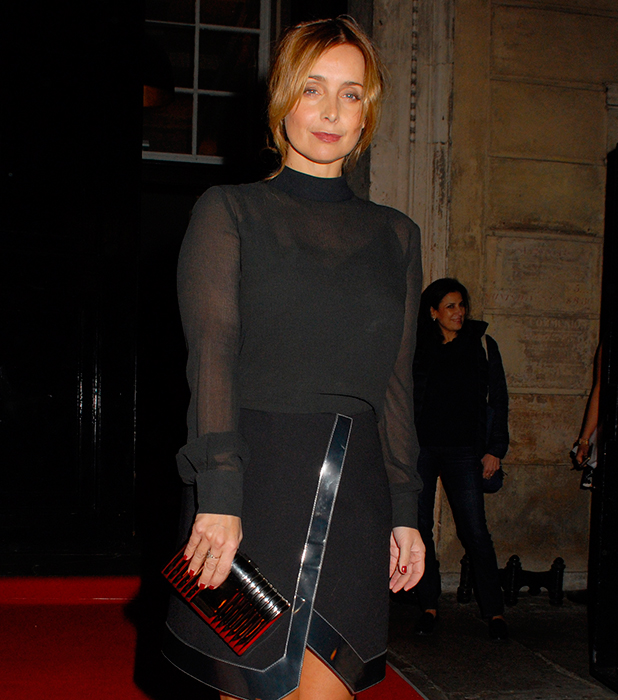 Cosmopolitan Ultimate Women Of The Year Awards at One Mayfair Louise Redknapp 2015