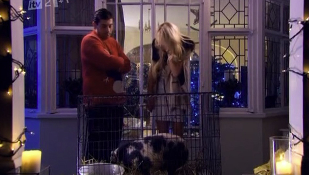 TOWIE series one: Arg buys Lydia Mr Darcy