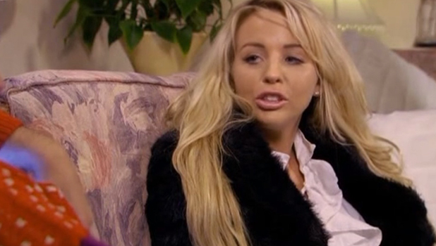 TOWIE series one: Lydia tells Arg to stop seeing Mark as much