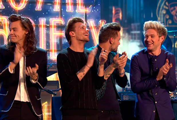The Royal Variety Performance. Broadcast on ITV1 HD One Direction