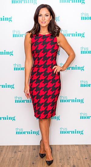 'This Morning' TV show, London, Britain - 11 Dec 2015 Vicky Pattison