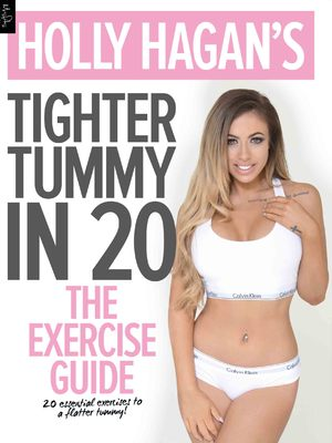 Holly Hagan launches fitness guide: Holly Hagan's Tighter Tummy in 20 15 December