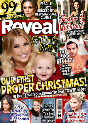 Reveal magazine cover, issue 50/51