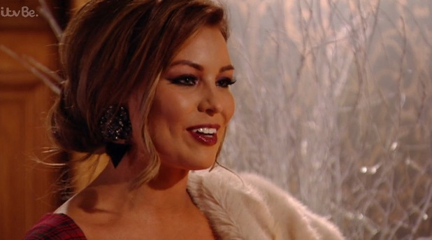 Jess Wright, TOWIE Christmas special 16 December