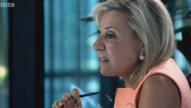 Linda Plant, The Apprentice: Interviews 16 December