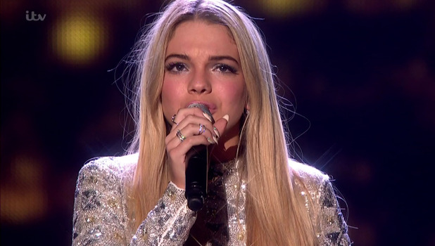 Louisa Johnson wins The X Factor 2015 - 13 December.