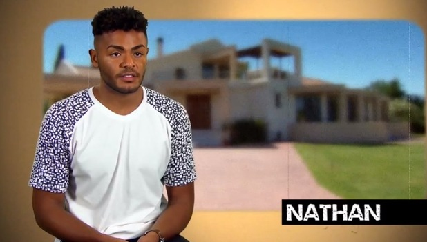 Nathan Henry, Geordie Shore series 11, Episode 9 15 December