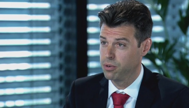 Gary Poulton, The Apprentice: Interviews 16 December