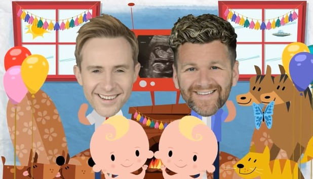 H from Steps announces he and partner Craig Ryder are expecting twins 2015