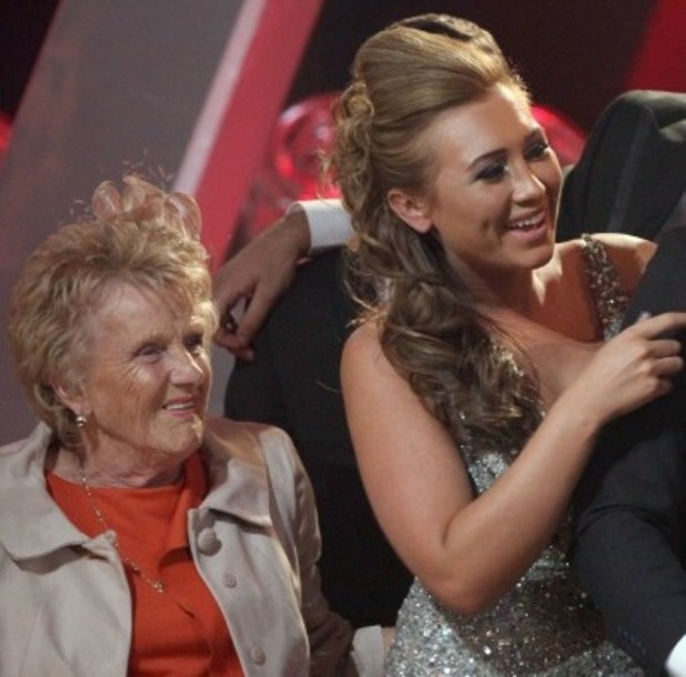 Nanny Pat, Lauren Goodger, James Argent, Mark Wright, Joey Essex - The Only Way Is Essex - YouTube Audience Award 22 May 2011