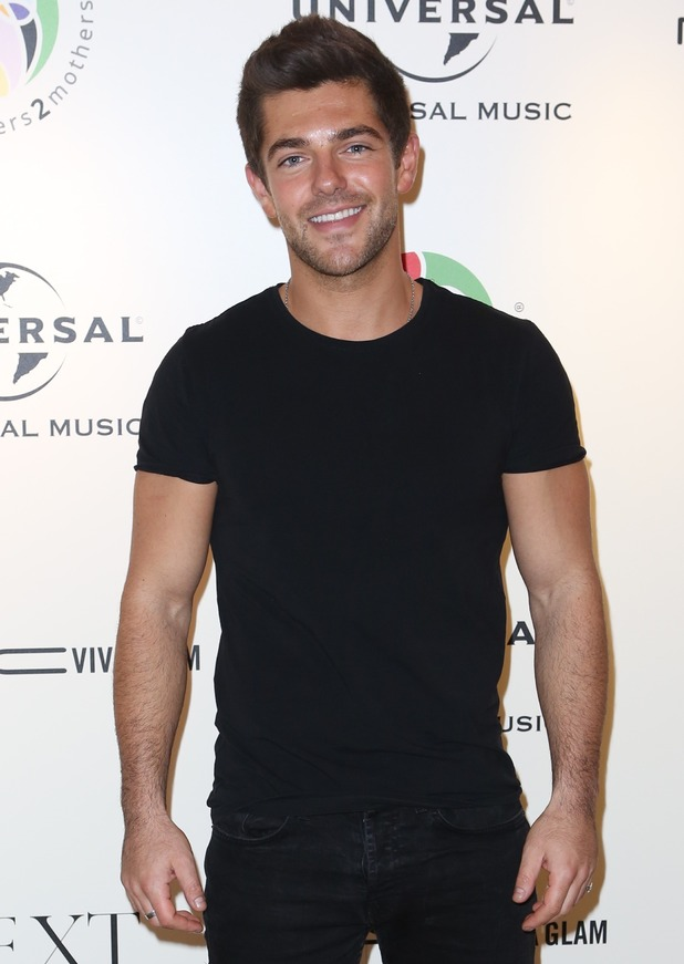 Alex Mytton attends Annie Lennox Mothers2mothers fundraiser 3 November