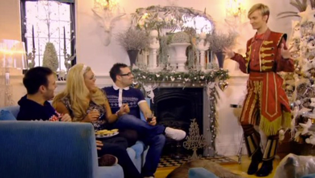 TOWIE Christmas Party, series two Harry