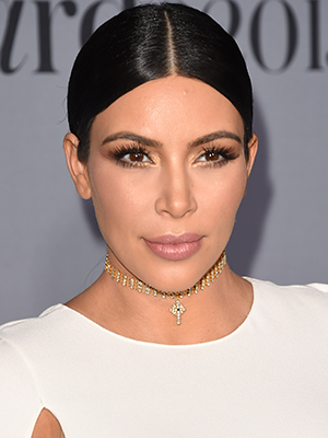 Personality Kim Kardashian West attends the InStyle Awards at Getty Center on October 26, 2015 in Los Angeles, California. (Photo by Jason Merritt/Getty Images for InStyle)