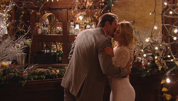 Danielle Armstrong and Lockie The Only Way Is Essexmas, exclusively on ITVBe on Wednesday 16th December from 10pm.
