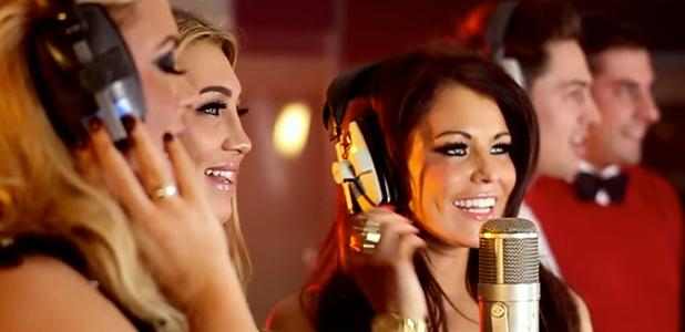 TOWIE Christmas Single 'Last Christmas, 2011