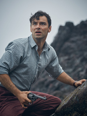 And Then There Were None, Aidan Turner, Mon 28 Dec