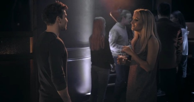 Sam Thompson and Tiffany Watson, Made In Chelsea 14 December