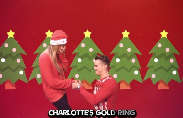 The Geordie Shore Christmas Song 'A Parsnip In A Pear Tree' - December 2014