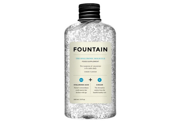 Fountain: The Hyaluronic Molecule Food Supplement £27.99, 21st December 2015