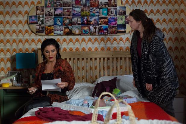 EastEnders, Kat worries about Stacey, Mon 4 Jan
