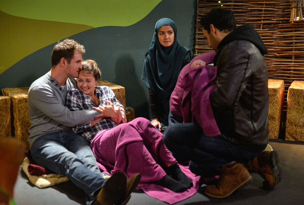 EastEnders, Stacey gives birth, Thu 24 Dec