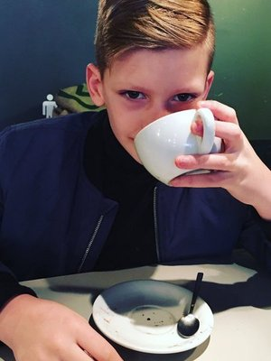 Jeff Brazier shares new pictures of sons Bobby and Freddy - 31 December 2015
