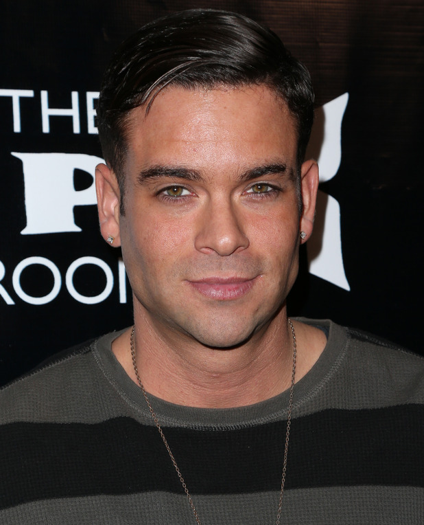 Mark Salling at Viper Room Re-Launch Party - 17 Nov 2015