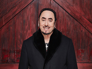 Celebrity Big Brother official pictures: David Gest