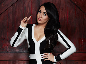 Celebrity Big Brother official pictures: Stephanie Davis