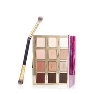 Tarte In Bloom 12-Piece Eyeshadow Palette £35, 6th January 2016