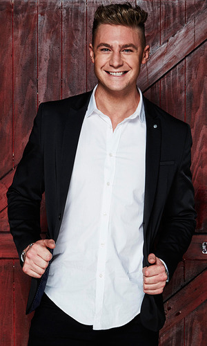 Celebrity Big Brother official pictures: Scotty T