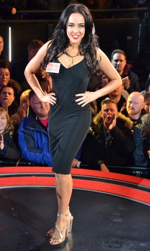 Celebrity Big Brother Launch - Stephanie Davis.. 5 January 2015.