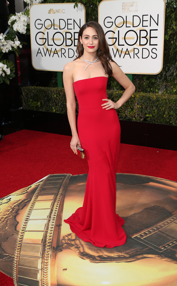 Golden Globes 2016: red carpet