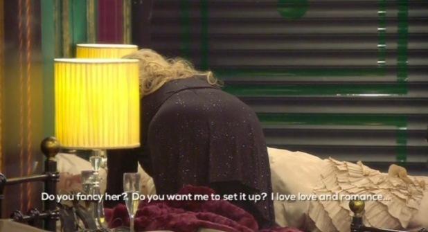 Gemma Collins wants to set Scotty T and Megan McKenna up, CBB