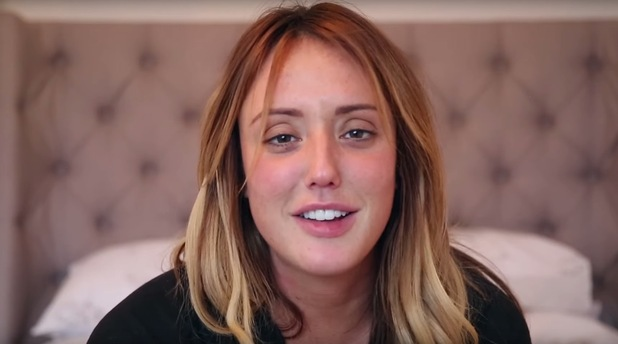 Charlotte Crosby reveals her New Years resolutions for 2016, January 2016