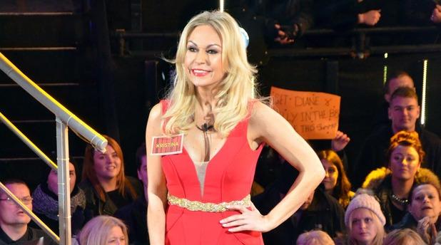 Celebrity Big Brother Launch - Kristina Rihanoff. 5 January 2015.