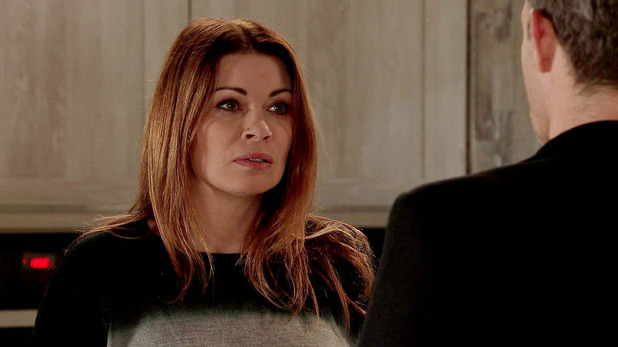 Corrie, Carla tells Nick she can't marry him, Mon 11 Jan