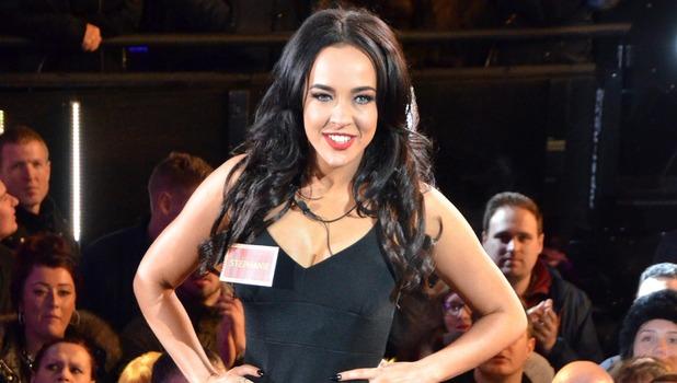 Celebrity Big Brother Launch - Stephanie Davis.. 5 January 2015.