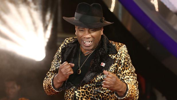Celebrity Big Brother Launch - Winston McKenzie. 5 January 2015.