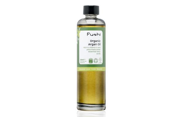 Fushi Organic Argan Oil £13, 4th January 2015