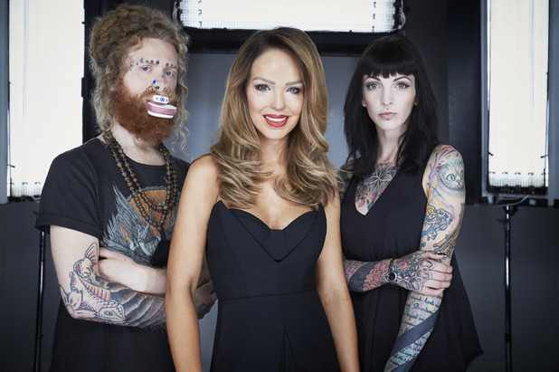 Bodyshockers: Nips, Tucks and Tattoos, Katie Piper, Wed 6 Jan