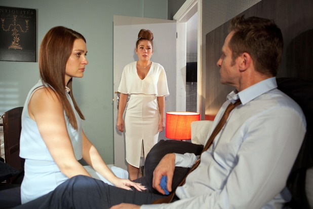 Hollyoaks, Patrick plans to kill himself, Tue 5 Jan
