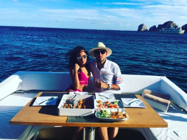 Little Mix's Leigh-Anne Pinnock shares enviable snaps from her latest holiday, 9 January 2015.
