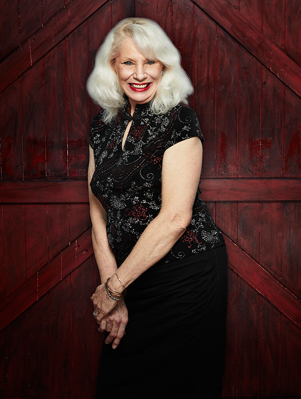 Celebrity Big Brother official pictures: Angie Bowie