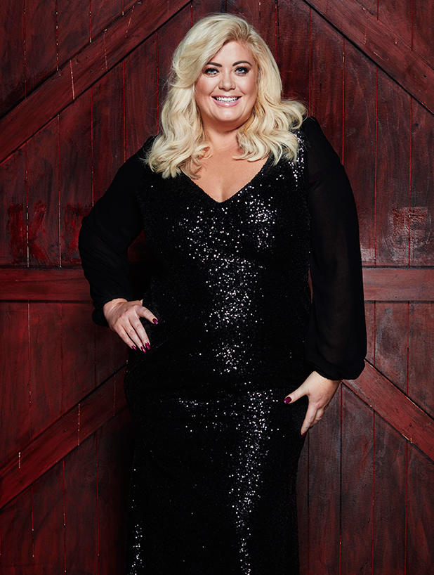 Celebrity Big Brother official pictures: Gemma Collins