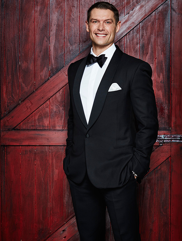 Celebrity Big Brother official pictures: John Partridge